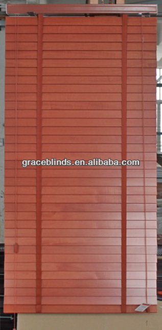 2 inch/50mm Wooden Window Blind and Shade on sale