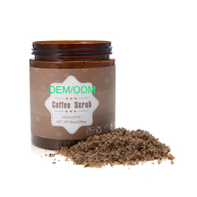 Exfoliating Anti Cellulite Coffee Body Scrub with jojoba Oil