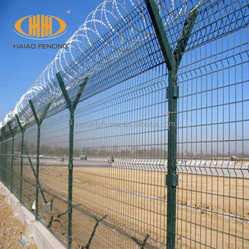 United Arab Emirates Fence Company Factory Airport Fence,Airport Security  Fencing Experienced Expert - Buy Airport Security Fencing System  Experienced
