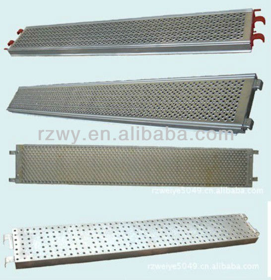 Scaffold Walk Board : Scaffolding metal plank walk board platform buy