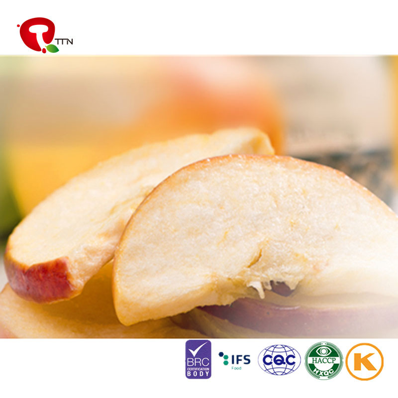 TTN 2016 Healthy Snacks Dried Fruit Apple and Peach From China Supplier