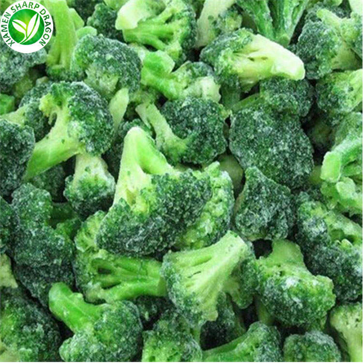 Hot-sale grade A fresh organic vegetables frozen broccoli