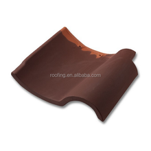 New building construction materials spanish clay ceramic roof tile for kerala villa
