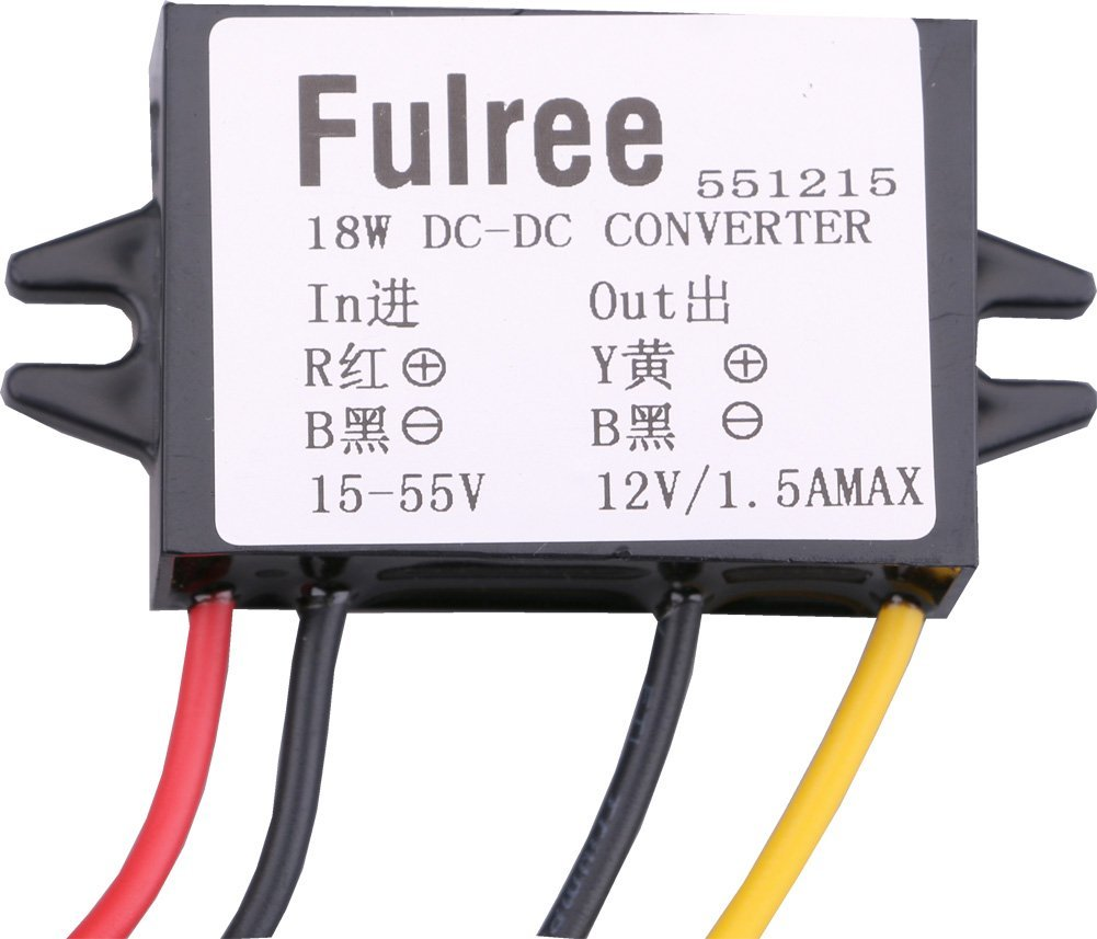 Cheap Dc Converter 15v Find Deals On Line At 5vdc To 12v And Isolated Dual Power Supply Get Quotations Yeeco Voltage Regulator 15 55v
