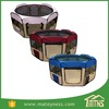 Fabric Foldable Potable Pet Dog Playpen