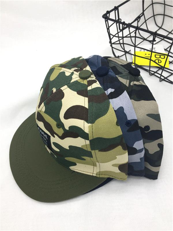 Модные стильные мужские бейсболки camo шляпы