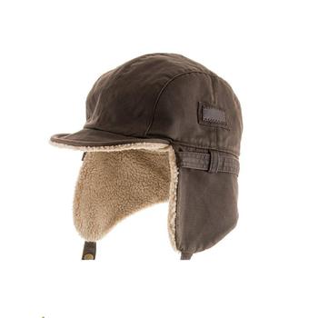 Best Pilot Trooper Aviator Cap Faux Leather Hat Ushanka Trapper Winter ALL  SIZES f116520ba96