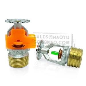 TY4251 TYCO 3/4 inch fire sprinkler pendent water sprinkler K8 0 water flow  nozzle