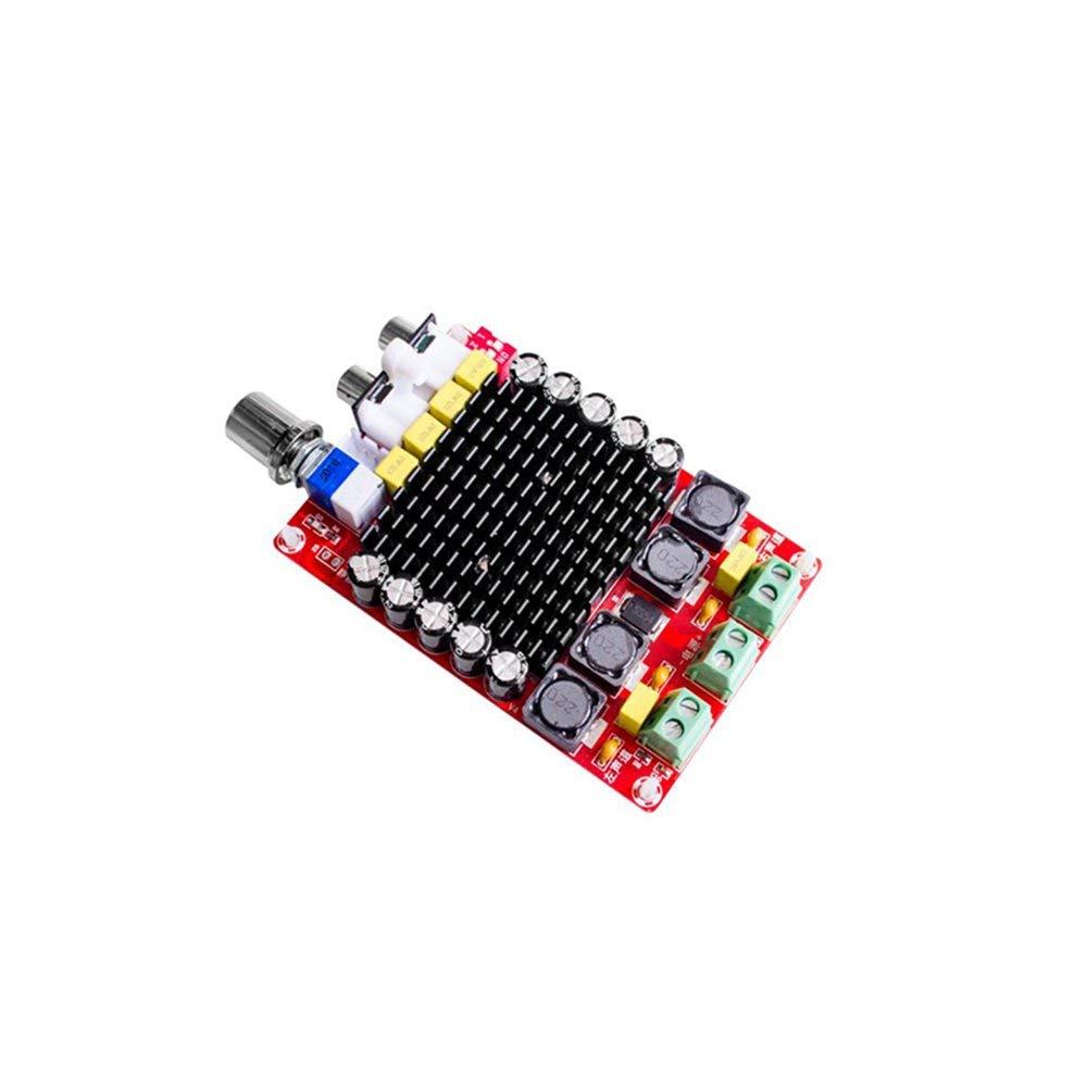 Amplifier Board of TDA7498 Class D 2X100W Dual Channel Audio Stereo 80W + 80W Digital Amplifier Board Module