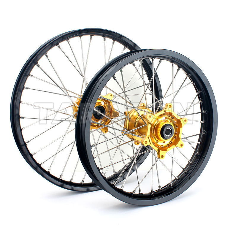 Will A Yamaha Front Wheels Fit Honda Dirt Bike