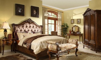 Old Fashioned Bedroom Furniture