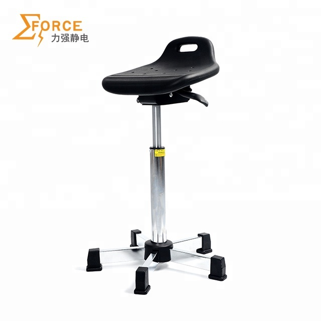 ESD Standing Ergonomic Industrial Chair