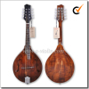 Flower Abalone Inlay Rosewood Fingerboard A-style Mandolin (AM90A)