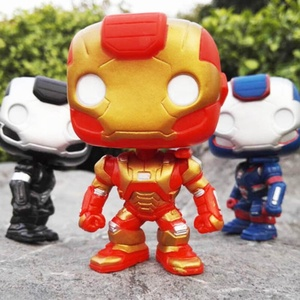 Custom Captain marvel Soft PVC Figure ,OEM Cartoon Soft Vinyl Toy Figure ,Make your own Plastic Figures Toys