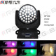 Zoom Function 360w LED moving head wash light