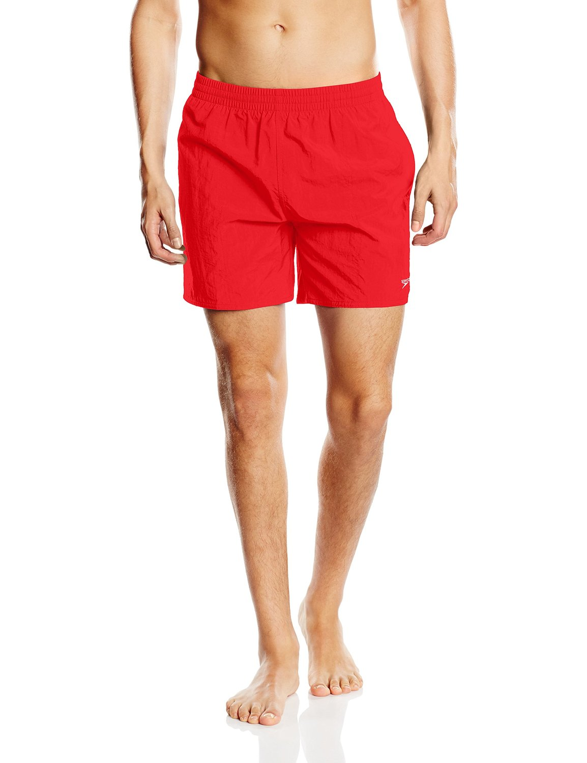 cdfd7c722a Buy Speedo Mens Solid Leisure 16 Inch Swimming Shorts in Cheap Price ...