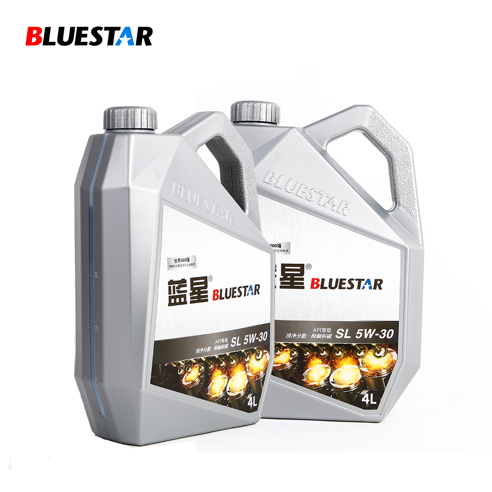 API Standard Gasoline SL 5w30 Synthetic Engine Oil