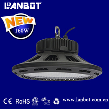 Top quality ul certificate ufo 160w led high bay light with good heat dissipation