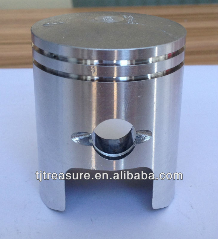 Color box packing motorcycle piston K100 , dirt bike engine spare parts