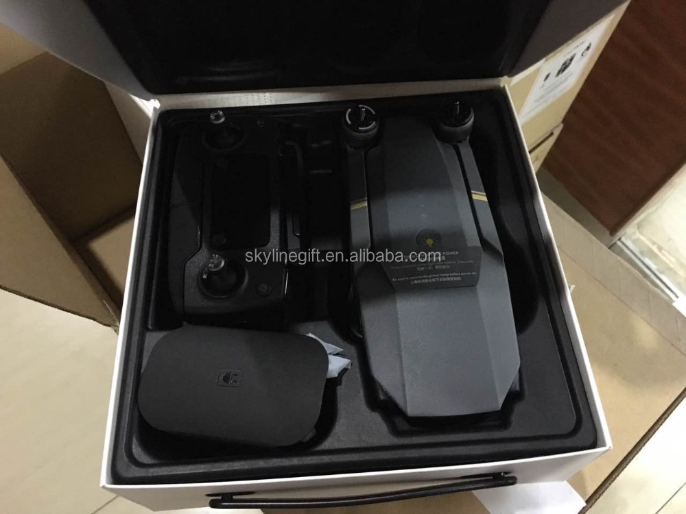 In stock DJI Factory Wholesale - 2016 The Newest DJI Mavic Pro Fly More Combo