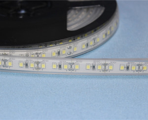 Hard Strip SMD2835 led rigid bar 120leds/M 24V dc LED cabinet Lamps