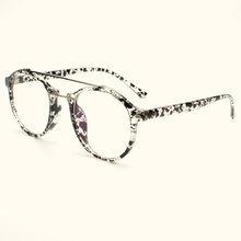 MINCL/2018 модные ацетатные деревянные оптические очки, оправа для очков с принтом, оправа для мужчин и женщин, брендовые дизайнерские солнцезащ...(Китай)