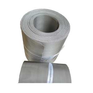 60 80 90 mesh plain weave 304 316 stainless steel filter wire net