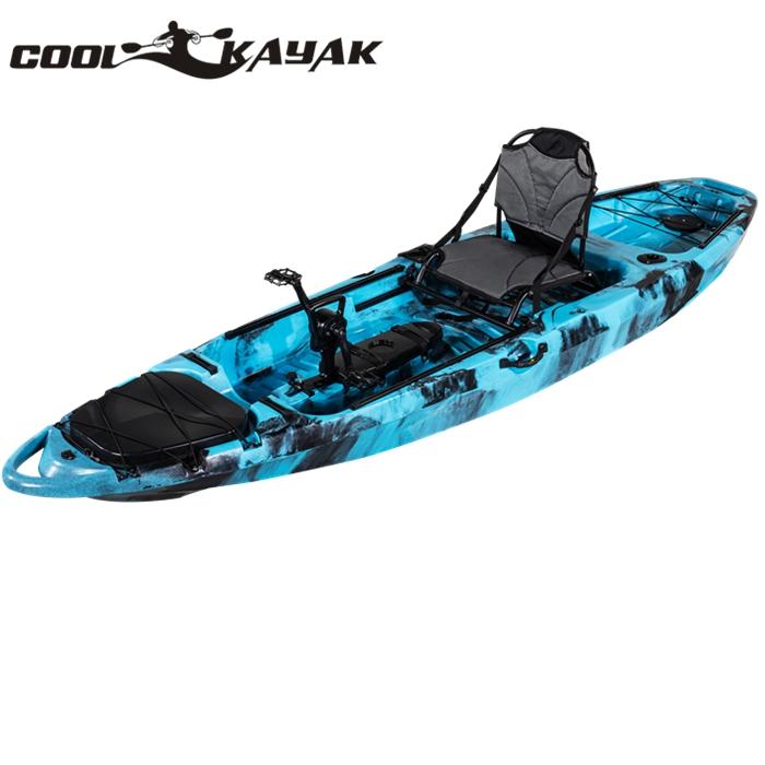 New Single Person Used Kayak Fishing Fishing Set Kayak With Pedal Buy Used Kayak Fishing Fishing Set Kayak With Pedal Product On Alibaba Com