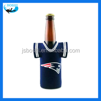 neoprene T-shirt bag beer bottle cooler holder
