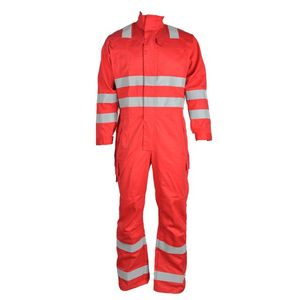 Fire resistant cotton uniform /garments/workwear/coverall for Oil&Gas industry