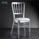 HS-2113 buy wholesale white wedding chiavari chair aluminum napoleon chair