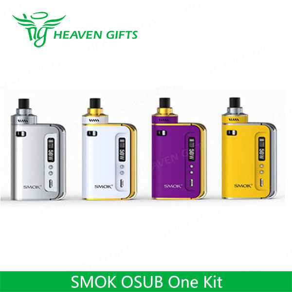 2017 Newest Design 2200mAh 50W SMOK OSUB One Kit Vapor Wholesale