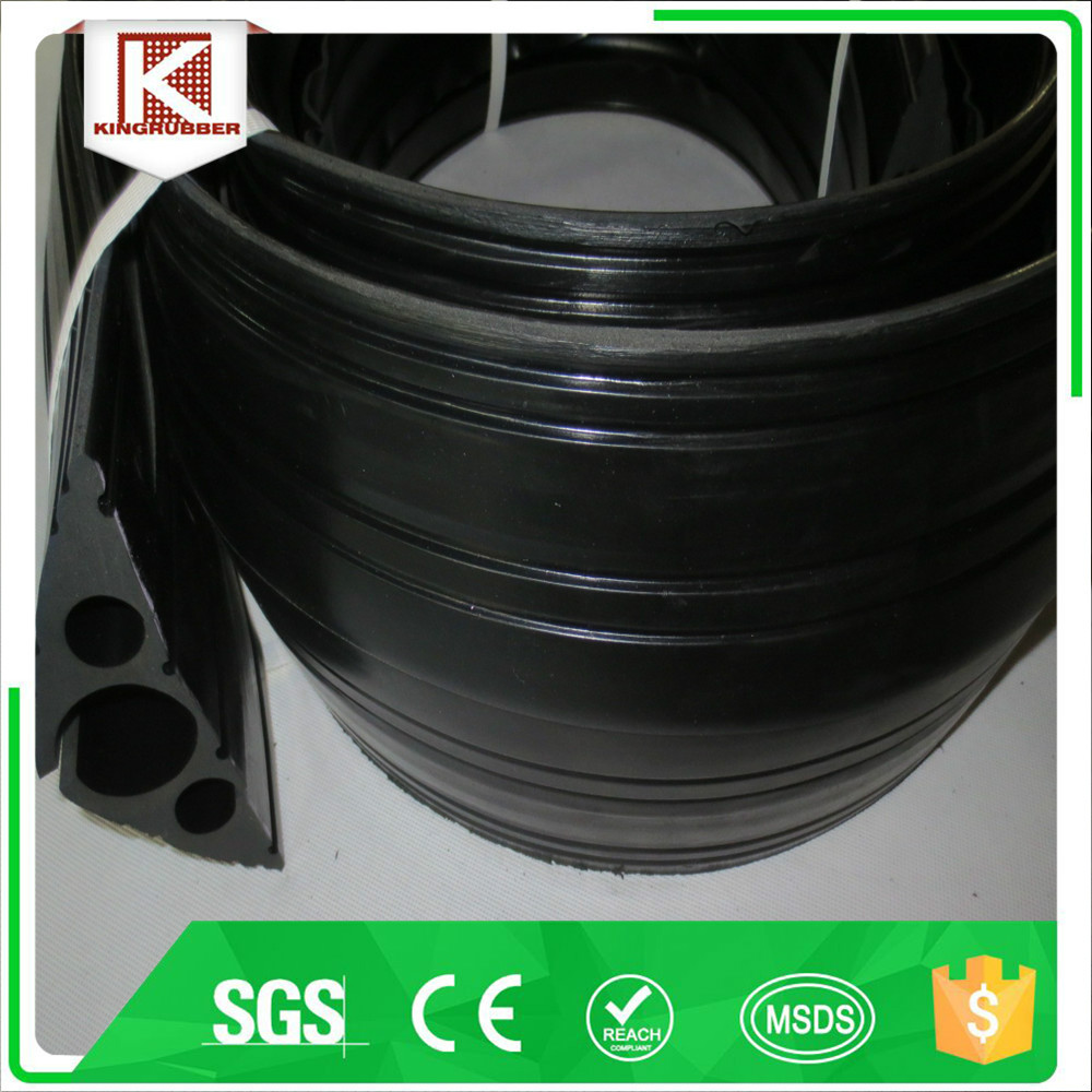 Rubber Floor Cord Cover/cable Protection Cover Trade Assurance - Buy ...