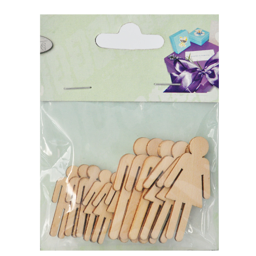 Lovely shaped design wholesale wood craft wooden slices supplies