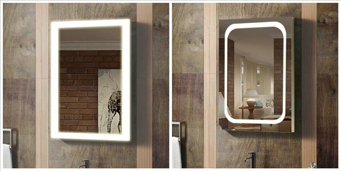 Argos Bathroom Mirror With Light