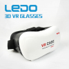 LEDO 3D VR case 3D Virtual Reality VR Headset Dropship,3D VR Box 2.0 3D Glasses,VR Box