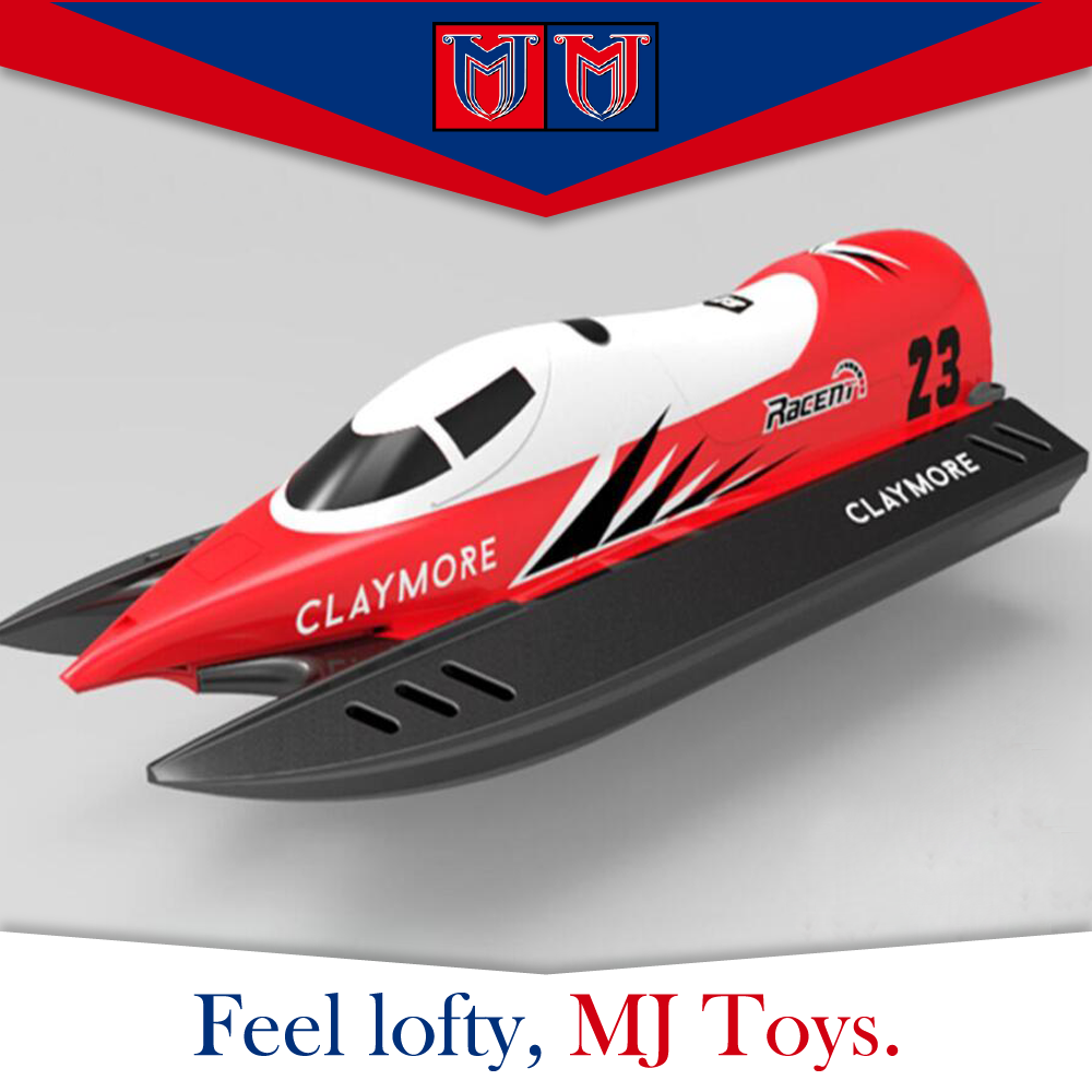 selling cheap mini rc jet sailing bait speed boat for kids