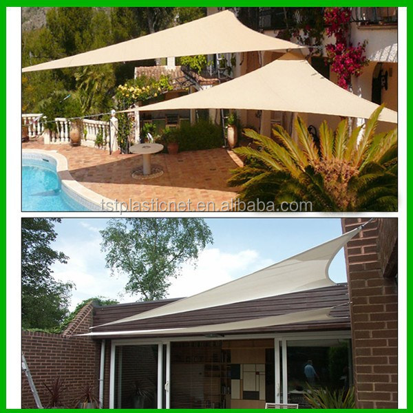 Backyard Canopy Triangle Sun Shade Patio Lawn Outdoor Sail Uv Top Cover    Buy Outdoor Sail Uv Top Cover,Sun Shade Sail,Car Parking Sail Shade Product  On ...