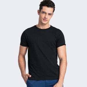 low MOQ custom made novelty logo t shirt of men summer autumn short sleeves