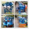 lower price best quality TR-L scrap tyre bead steel ring machine for steel and rubber recycling