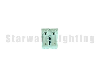 3 Pole 3 Way Quick Wiring Connector Terminal Block For Led Light Wire Quick Wiring Connector on