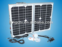 30w/12v how does solar power work