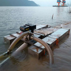 Suction dredge for river gold mining