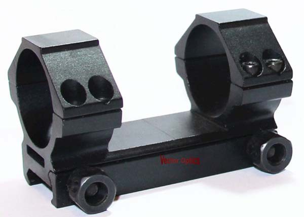 Vector Optics 30mm Extended Offset Type One Piece Dovetail Riflescope Mount Ring