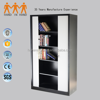 New Style Sliding Door Metal Cabinet Cole Steel Filing Cabinets