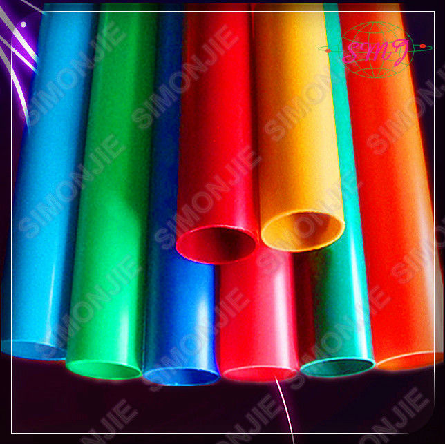 Tubi in plastica colorati raccordi tubi innocenti for Tipi di tubi di plastica