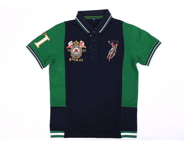 Popular High Quality Plain Safety Green T Shirts Design