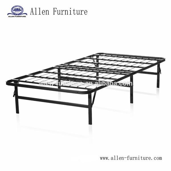 Platform Metal Bed Frame Foundation Set Smartbase Metal Brackets