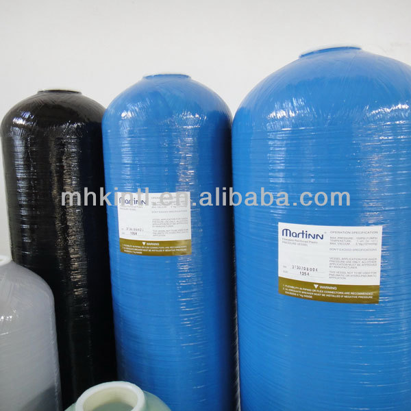 Industrial Activated Carbon Filter Water Treatment Frp Tank