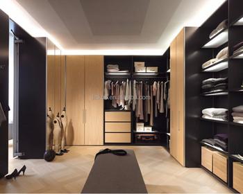 Competitive Price Modern L Shaped Walk In Wardrobe Design For Men ...